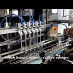 línia automàtica per omplir líquid de farcit de clor de detergent de 6 caps