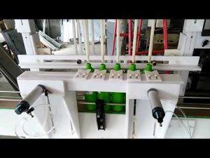 màquina de omplir líquid desinfectant d'àcid hipoclorós automàtic en venda calenta