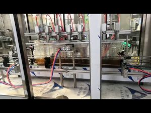 màquina automàtica d'ompliment d'oli de motor