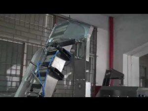 màquina automàtica completa de capçal de flascons per a taps de cargol
