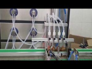 Màquina automàtica d'ompliment de cosmètics de 10ml 30ml 60ml 100ml 100ml per a líquids