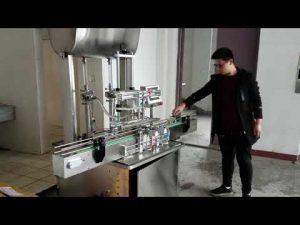 màquina de farciment cosmètica, màquina automàtica d'ompliment de sabó líquid de pasta de pistó automàtica