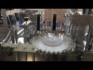 màquina rotativa d'alta precisió d'indústries alimentàries, de salses i cosmètics