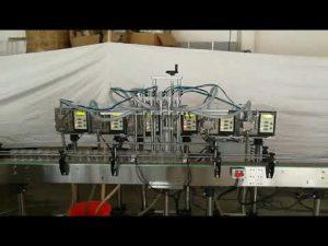 Preparació automàtica petita botella de bombes per a engranatges