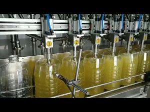 màquina automàtica d'ompliment del tambor d'oli de pistó de lubricació