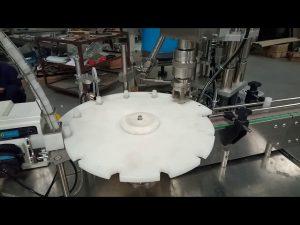 màquina d'embalatge amb tubs de proveïment complet de 10ml 20ml 25ml, en calent