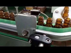màquina de cigarret elèctric farciment de cartutxos únic, màquina d'omplir ampolles de suc