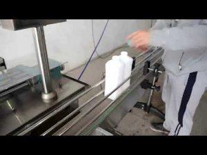econòmica màquina automàtica d'embotellat d'ampolla d'oli de pistó automàtic
