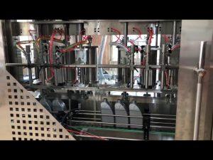 màquina automàtica d'ompliment de greix lubricant