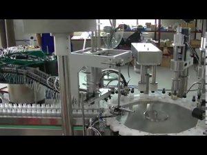 Venda de màquina de capotació de model de placa rotativa de petites bombes