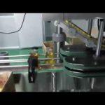 màquina automàtica d'ompliment de oli de tipus lineal complet