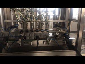 alta màquina de farciment d'ampolla per a farcits d'ampolla de 5L d'alta precisió