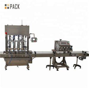 Desinfectar la màquina de farcit de gel