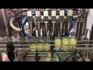 màquina automàtica d'ompliment de oli vegetal automàtic de vendes en calent