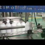 màquina d'omplir ampolles de detergent de safareig, línia de producció de líquids per a detergents