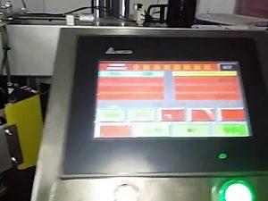 màquina automàtica d'impressió d'etiquetes automàtica rotlleta màquina d'etiqueta de bossa de plàstic