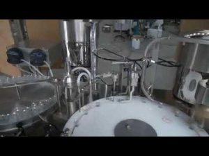 màquina automàtica d'ompliment de cigarrets amb roda estrella i cigarrets