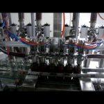 automàtica lineal de 4 caps de botella de pistó, viscosa, salsa de mató per empaquetar líquid