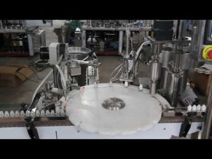 màquina automàtica d'ompliment de caiguda d'ulls, màquina d'ompliment d'ampolles petites i segellat