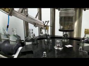 màquina de tap de cargol d'ampolla de vi
