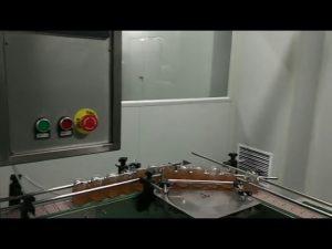 màquina etiquetadora automàtica d'embotell de fruita flascó flascó de salsa de pasta de rentat automàtic