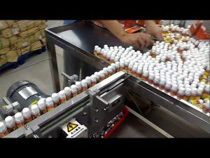 Màquina automàtica d'ompliment de perfums de buit rotatiu de 10 caps