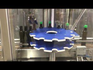tapa de cargol d'alumini Ropp màquina de segellat automàtica per ampolla de vidre