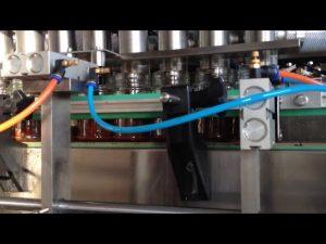 màquina automàtica d'omplir salsa de tomàquet de mantega de xocolata automàtica