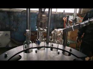 màquina automàtica de tapatge i segellat automàtic per al cabellut d'alumini comercial