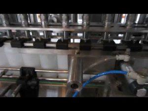 màquina automàtica d'ompliment de detergents i líquids desinfectants