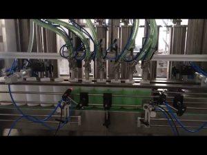 màquina d'omplir ampolla de sabó líquid de pistó