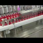 màquina automàtica de farciment anticorrosió i blanqueig antisèptic