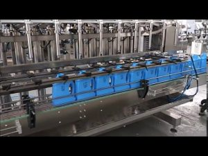 màquina automàtica per a llençar ampolla de sabó líquid automàtic