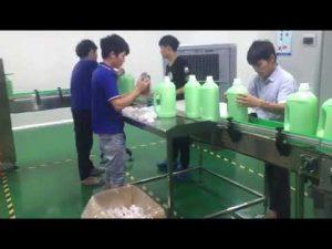 màquina de llençar xampú líquid preu