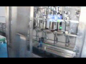 màquina d'ompliment d'oli per a automòbils, màquina completa per omplir oli lubricant de motor