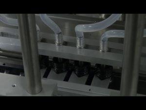 10ml-5l 6 capçals màquina automàtica d'ompliment de líquids per a escriptori