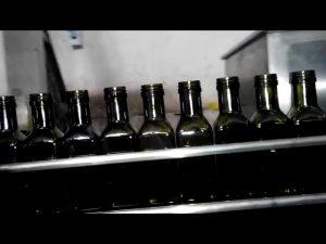 oli d'oliva complet automàtic lineal de 6 boquilles d'ampolla d'ampolla d'oli