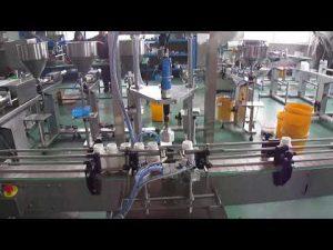 màquina automàtica d'ompliment de líquids de mel de preus barats per ampolla
