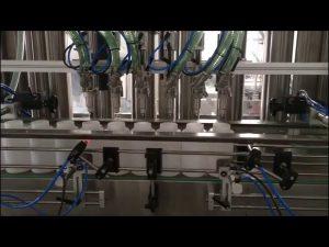 màquina automàtica d'omplir desinfectant manual
