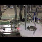 màquina d'omplir ampolla d'ampolla de vidre de perfum de vidre de perfum de 2ml