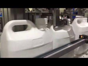 màquina automàtica d'ompliment digital de 4 broquets de líquid i crema