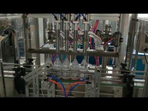 màquina automàtica per omplir detergent alcohòlic sanitari de mà