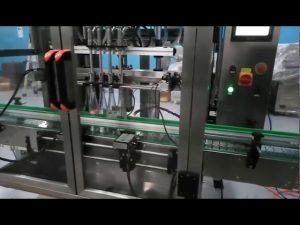 màquina automàtica d'ompliment de línia de producció de melmelada de fruita i de ració
