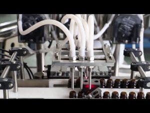 Màquina de farciment i càpsula de rentat d'oli d'oliva de 120ml