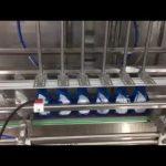 fabricant de màquines d'ompliment de sabó líquid per a rentat manual de rentes manuals