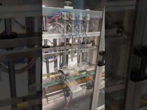 màquina automàtica d'ompliment d'ampolles de perfum, màquina d'ompliment de líquid amb preu
