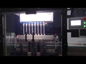 màquina de farciment de líquids higiènics