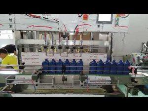 Xina automàtica de màquines d'ompliment de oli de motor de 5000ml per a la indústria de vehicles