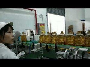 lubricant mobil motor hidràulic de la bomba del cotxe de la bomba d'oli, màquina d'ompliment de la línia de producció