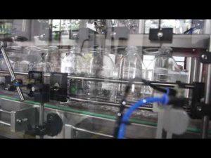 màquina automàtica d'ompliment de líquids gel per a desinfectant de mà